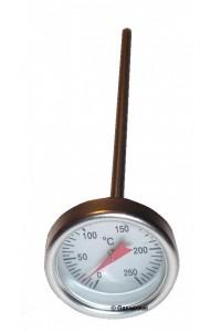 Long thermomètre wok ou viande