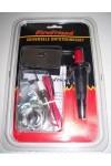 Kit piezo bougie créatrice d'étincelle, supports et câbles