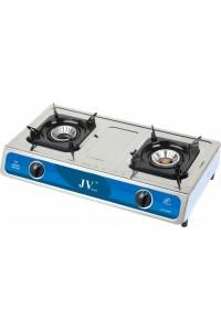 JV-03 réchaud gaz 2 feux a flammes concentrées