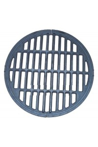 Grille en fonte pour poêle ou cheminée 305 mm