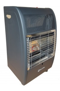 Broilfire chauffage gaz avec thermostat
