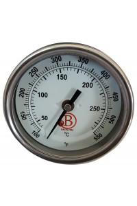 Thermomètre barbecue étanche et lumineuse