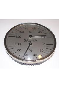thermomètre à sauna humidimètre